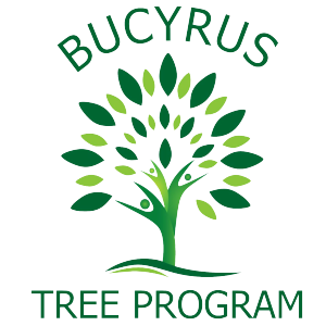 Bucyrus Tree Program Logo