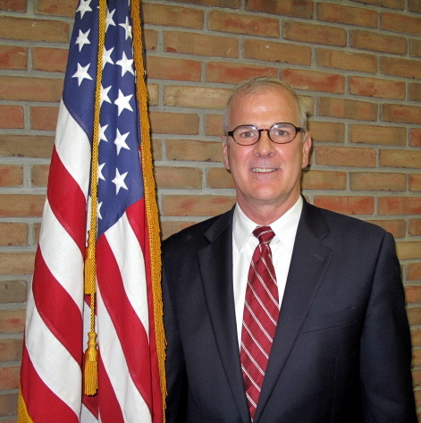Bucyrus Mayor Jeff Reser