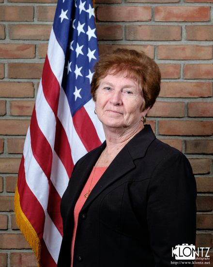 Bucyrus Council Member Wanda Sharrock