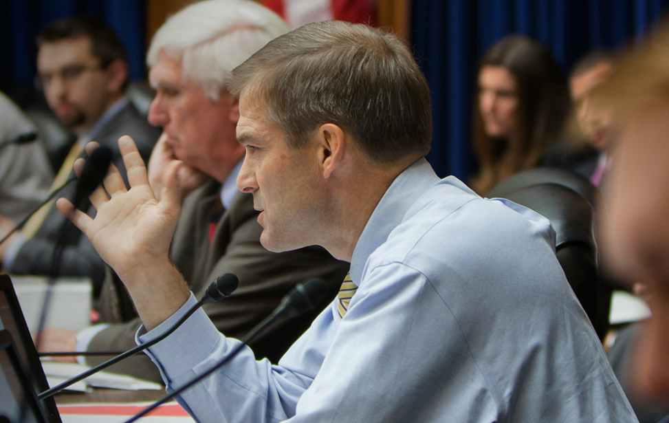 Ohio Congressman Jim Jordan