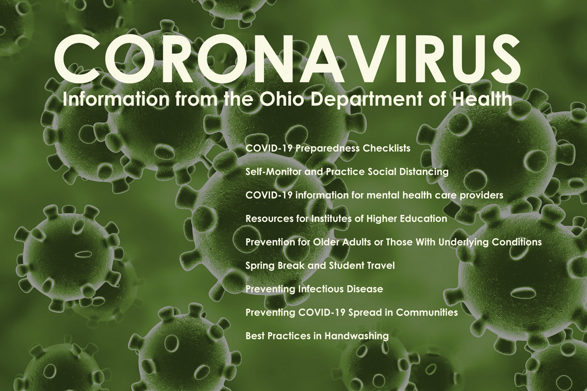 Coronavirus Information Graphic